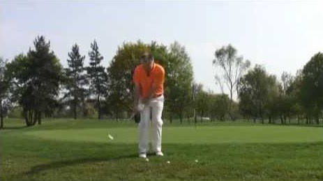 Pivot Your Body When Chipping