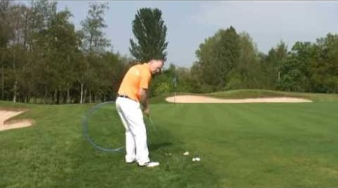 Why Your Chipping Stance Doesn't Matter