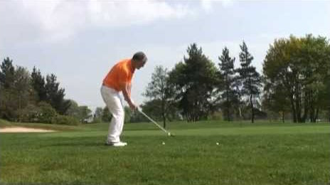 Double-Overlap Chipping Grip