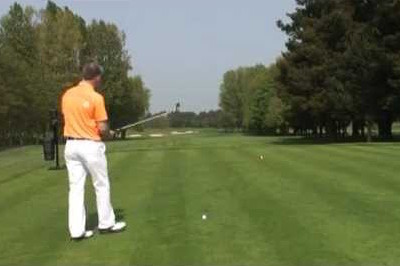 Keep Moving During Your Pre-Shot Routine