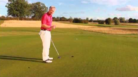 Survey The Hole When Putting
