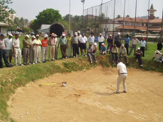 Solid Golf in Bangalore