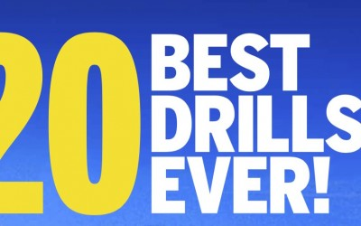 Cover Feature: 20 Best Drills Ever