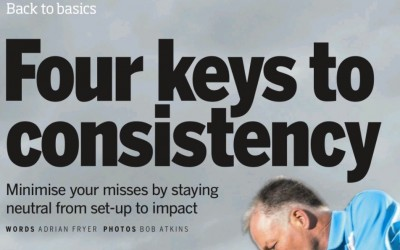 4 Keys To Consistency