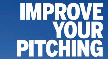 Improve Your Pitching