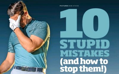 10 Stupid Mistakes (And How To Stop Them)