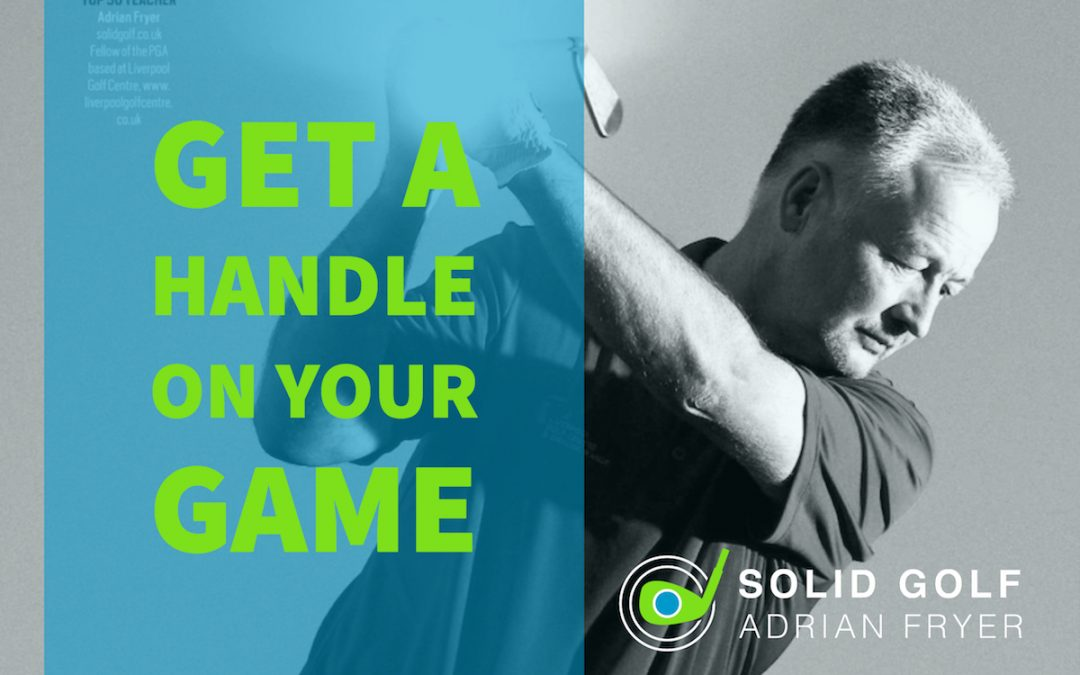 Get A Handle On Your Game