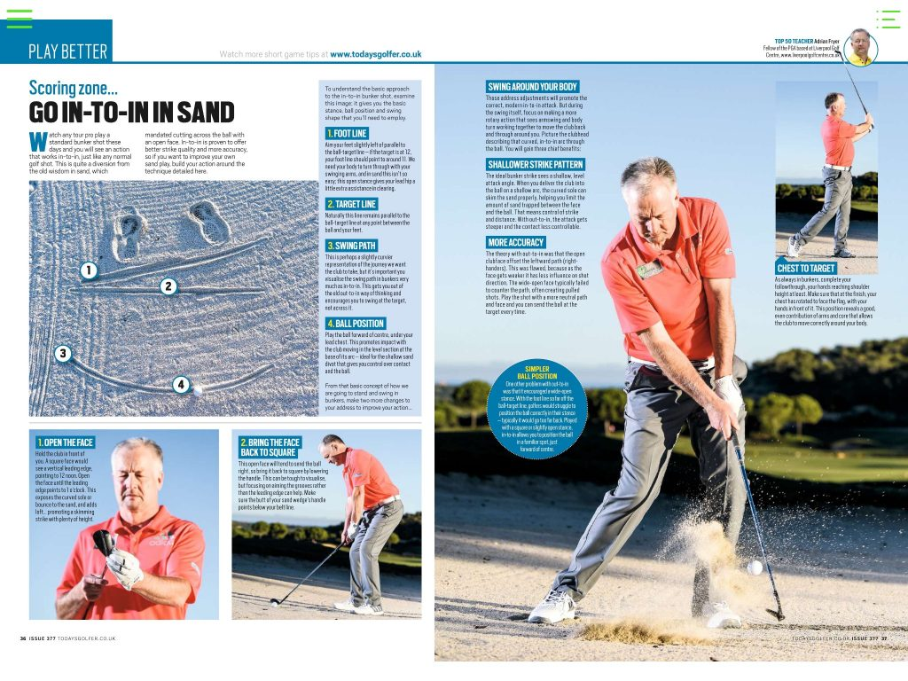 Bunker Magic - Solid Golf with Adrian Fryer