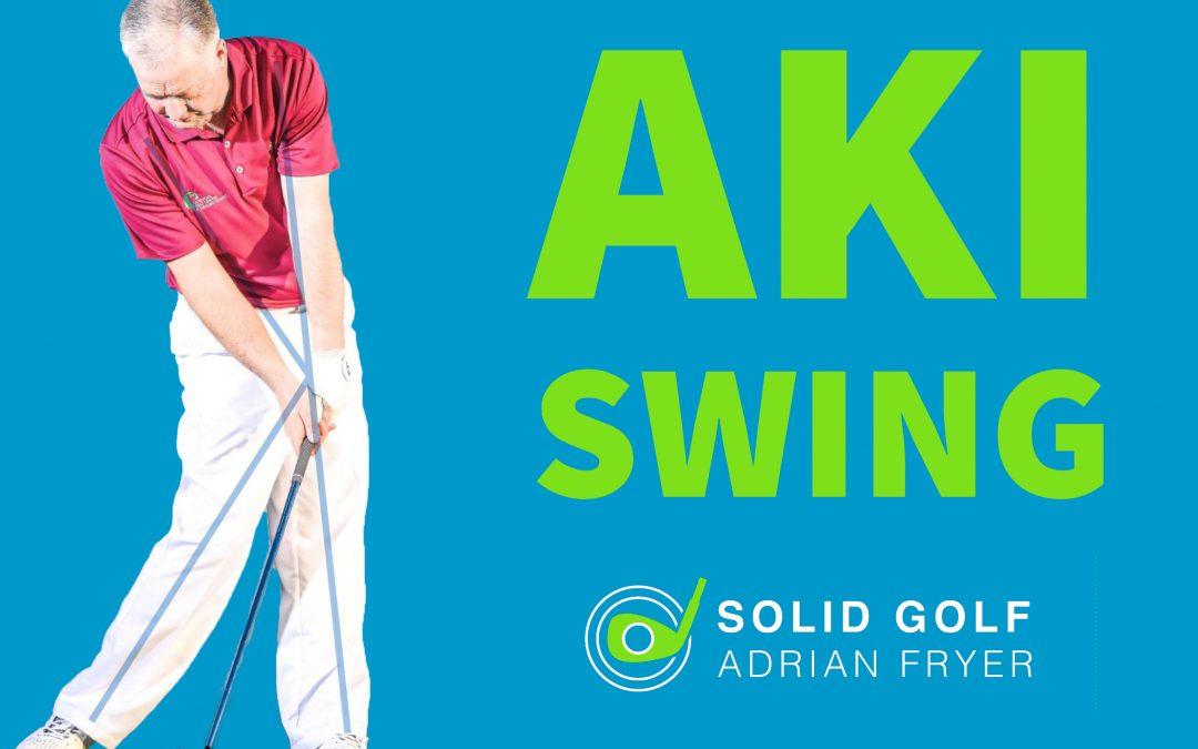AKI Swing For Consistency