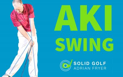 AKI Swing For Consistency